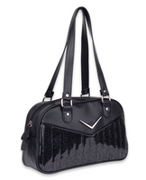 Liquor Brand Bonneville Black Purse