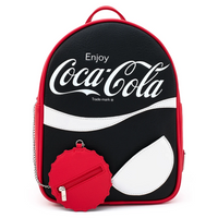 Loungefly Coca-Cola Logo With Coin Purse Mini Backpack