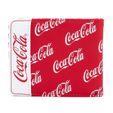 Loungefly Coca-Cola Logo Bifold Wallet
