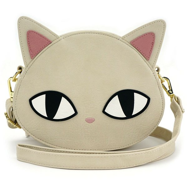 Loungefly Cat Faux Leather Crossbody