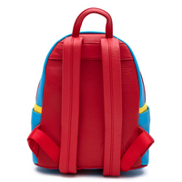 Loungefly DC Comics Vintage Superman Mini Backpack
