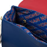 Loungefly DC Comics Wonder Woman 1984 Eagle Crossbody