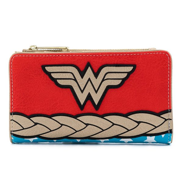 Loungefly DC Comics Vintage Wonder Woman Wallet