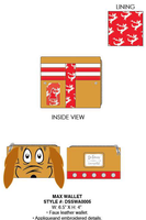 Loungefly Dr Seuss Max Wallet PRE-ORDER, Price $40