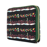 Loungefly Elf Candy Cane Forest Wallet
