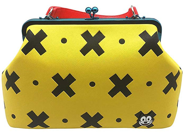 Loungefly Felix the Cat Bag of Tricks Crossbody Bag