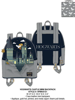 Loungefly Harry Potter Hogwarts Castle Mini Backpack PRE-ORDER, Price $75