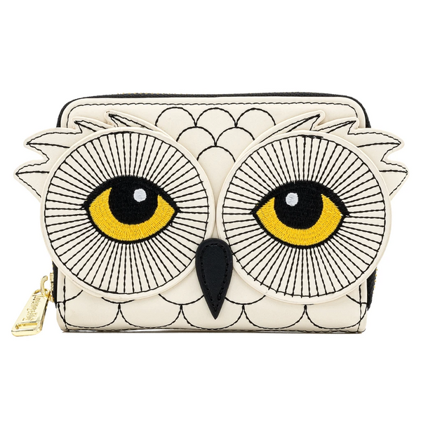 Loungefly Harry Potter Hedwig Howler Wallet
