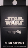 Loungefly Star Wars Empire Strikes Back 40th Anniversary Blind Box Enamel Pin