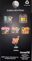 Loungefly MTV Logos Blind Box Enamel Pin