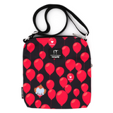 Loungefly IT I Heart Derry Nylon Passport Bag