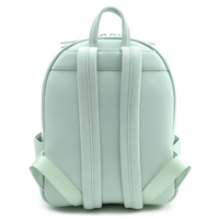 Loungefly Mint Pin Trader Mini Backpack