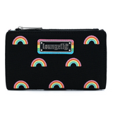 Loungefly Rainbow Pride Canvas Wallet
