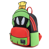 Loungefly Looney Tunes Marvin the Martian Mini Backpack