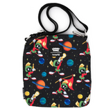 Loungefly Looney Tunes Marvin the Martian Nylon Passport Bag