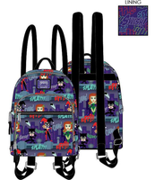 Loungely Ladies of DC Comics Mini Backpack