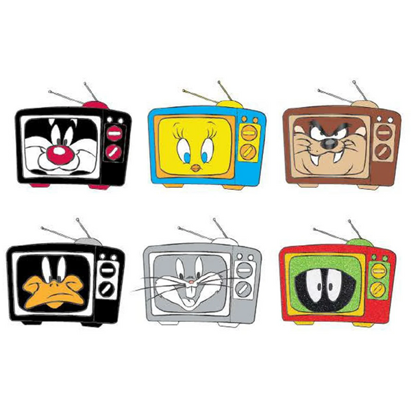 Loungefly Looney Tunes TV Blind Box Enamel Pin
