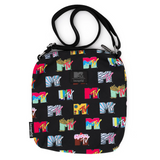 Loungefly MTV Nylon Passport Bag