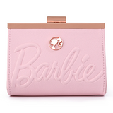 Loungefly Barbie Rose Gold Kisslock Wallet