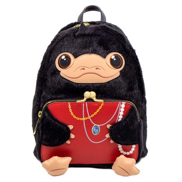 Loungefly Fantastic Beasts Niffler Plush Mini Backpack