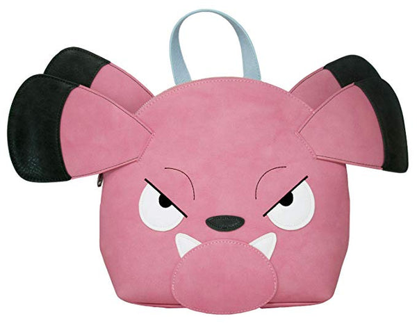 Loungefly Pokemon Snubbull Head Mini Backpack
