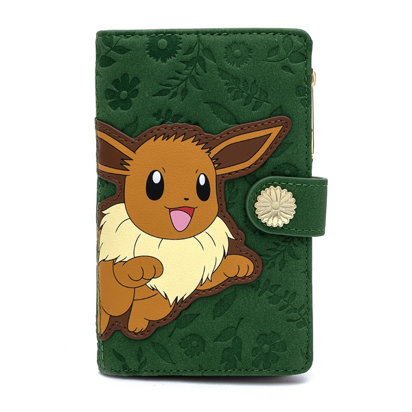 Loungefly Pokemon Eevee Flap Wallet