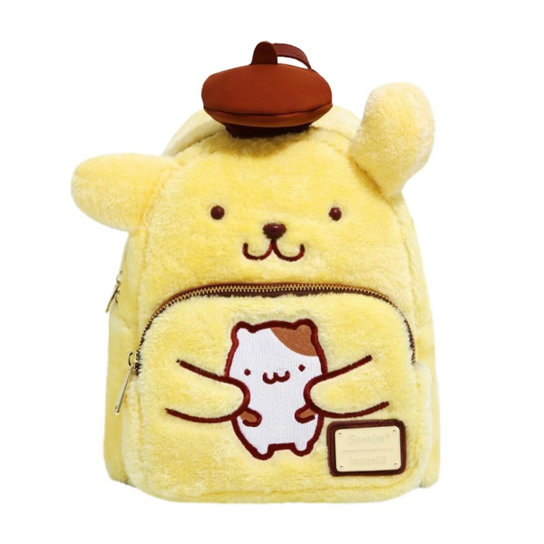 Loungefly Sanrio Pompompurin Mini Backpack