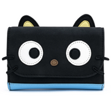 Loungefly Hello Kitty Chococat Faux Suede Wallet