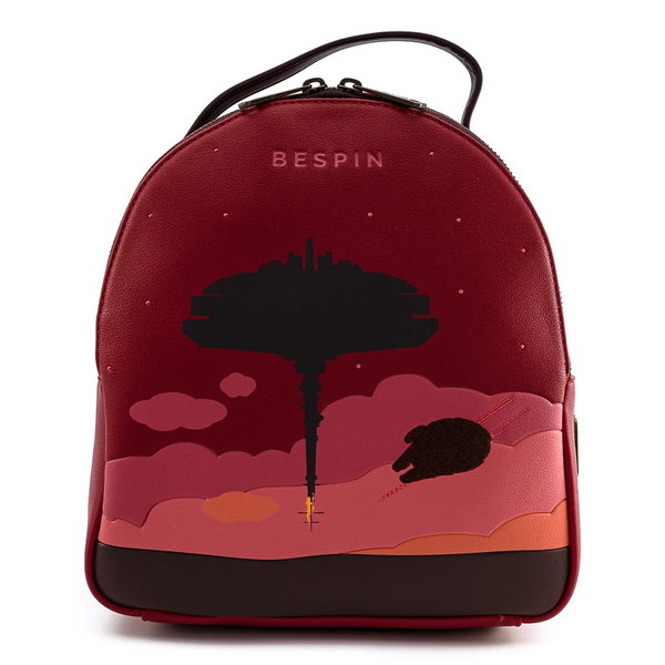Loungefly Star Wars Bespin Convertible Mini Backpack