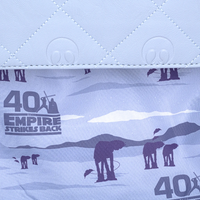 Loungefly Star Wars Empire Strikes Back 40th Anniversary Hoth Crossbody Bag