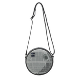 Loungefly Star Wars Death Star Pin Collector Crossbody Bag