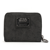 Loungefly Star Wars Vader Head Zip Around Wallet