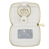 Loungefly Star Wars Gold Rebel Hardware Wallet