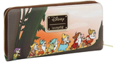 Loungefly Snow White Multi Scene Wallet