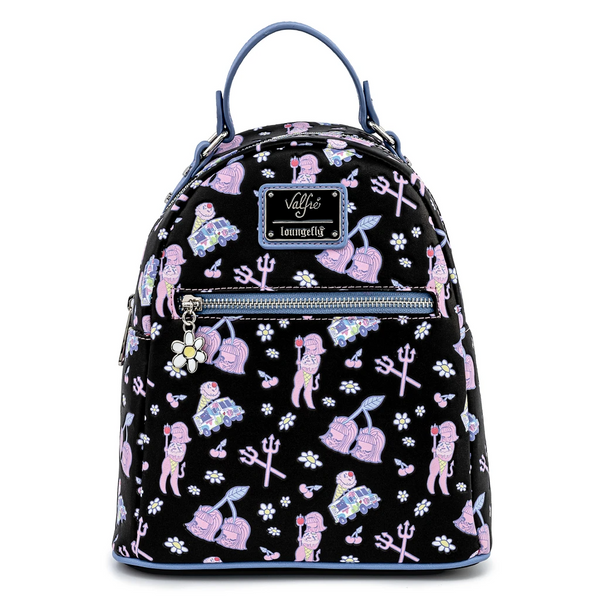 Loungefly Valfre Lucy Art Mini Backpack