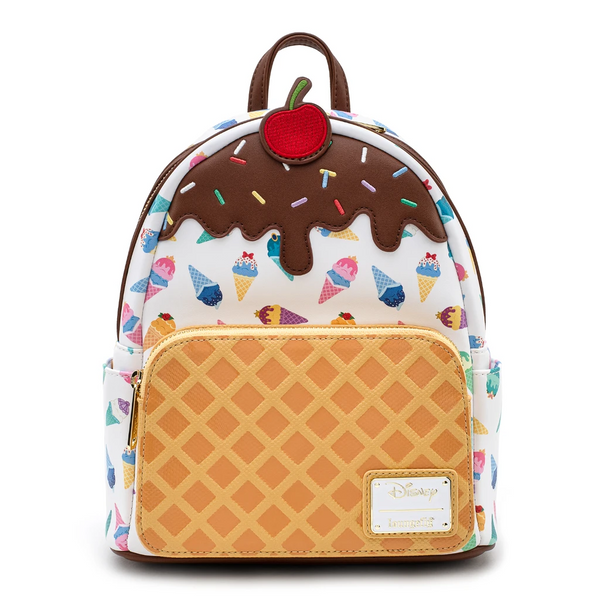 Loungefly Disney Princess Ice Cream Mini Backpack