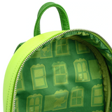 Loungefly Pixar Monsters Inc Mike With Scare Mini Backpack