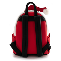 Loungefly Nightmare Before Christmas Santa Jack Mini Backpack