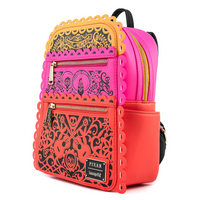 Loungefly Coco Diecut Party Flags Mini Backpack