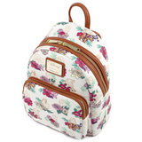 Loungefly Disney Princess Floral Mini Backpack