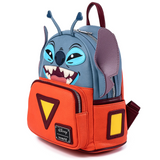 Loungefly Lilo and Stitch Experiment 626 Mini Backpack