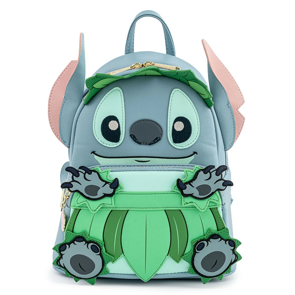 Loungefly Disney Stitch Luau Mini Backpack