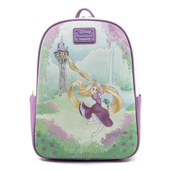 Loungefly Modern Pinup Exclusive Rapunzel Mini Backpack