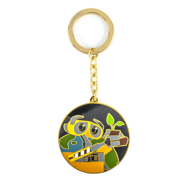 Loungefly Pixar Wall-E Boot Keychain