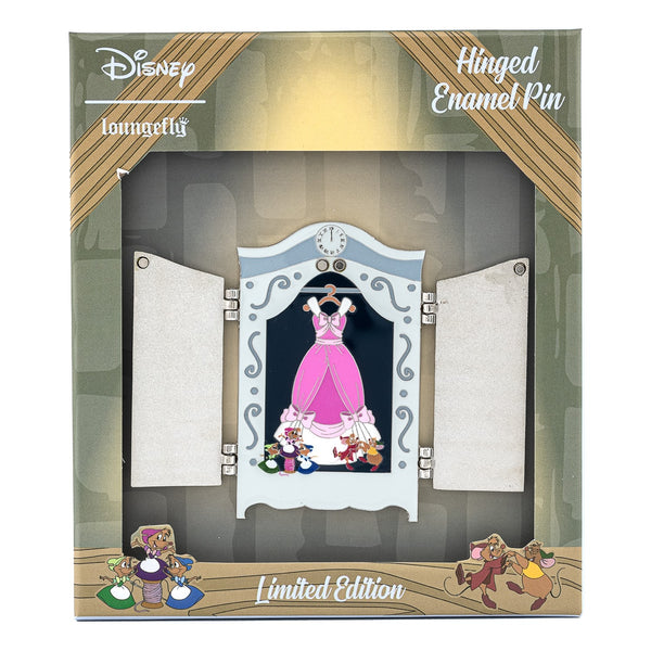 Loungefly Modern Pinup Exclusive Cinderella Limited Edition Pin