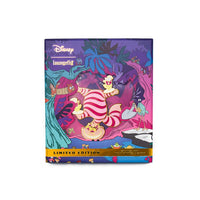 Loungefly Modern Pinup Exclusive Alice In Wonderland Cheshire Cat Limited Edition Pin