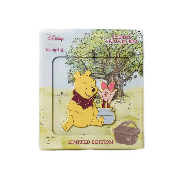 Loungefly Modern Pinup Exclusive Limited Edition Winnie the Pooh Pin