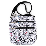 Loungefly Disney 101 Dalmatians Nylon Passport Bag
