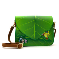 Loungefly Pixar A Bug's Life Leaf Crossbody
