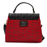 Loungefly Disney Logo Debossed Crossbody Bag